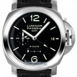 Panerai Pam00233  Luminor 1950 8 Days 45mm Mens Watch