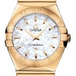 Omega 12350246005004  Constellation Polished 24mm Ladies