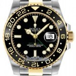 Rolex 116713LN  GMT Master II Mens Watch