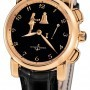 Ulysse Nardin 6106-103e2  Hourstriker 42mm Mens Watch
