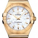 Omega 12350246005002  Constellation Brushed 24mm Ladies