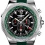 Breitling A47362s4b919-5rd  Bentley GMT Chronograph Mens Wat
