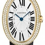 Cartier Wb520022  Baignoire Large Ladies Watch