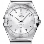 Omega 12310276002002  Constellation Polished 27mm Ladies
