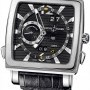 Ulysse Nardin 320-9092  Quadrato Dual Time Perpetual Mens Watch