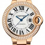 Cartier Wjbb0002  Ballon Bleu 33mm Ladies Watch