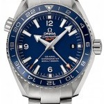Omega 23290442203001  Planet Ocean GMT 600m Mens Watch