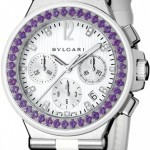 Bulgari Dg40wsawvdch11  Diagono Chronograph 40mm Ladies Wa