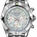Breitling Ab011012g686-ss  Chronomat B01 Mens Watch