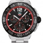TAG Heuer Cau1116ba0858  Formula 1 Chronograph Mens Watch