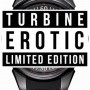 Perrelet A40211 TURBINE EROTIC  Turbine 44mm Mens Watch