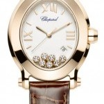 Chopard 275350-5001  Happy Sport Oval Quartz Ladies Watch