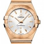 Omega 12350276002001  Constellation  Brushed 27mm Ladies