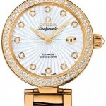 Omega 42565342055004  De Ville Ladymatic 34mm Ladies Wat