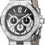 Bulgari Dg42bsldch  Diagono Chronograph Calibre 303 42mm M