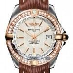 Breitling C71356LAg704-2lts  Galactic 32 Ladies Watch
