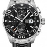 TAG Heuer Caj2110ft6023  Aquaracer Automatic Chronograph 500
