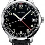 Longines L27894530  Heritage Mens Watch