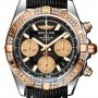 Breitling Cb0140aaba53-1lts  Chronomat 41 Mens Watch