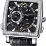 Ulysse Nardin 320-90b92  Quadrato Dual Time Perpetual Mens Watch