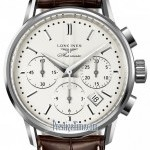Longines L27494722  Heritage Chronograph Mens Watch
