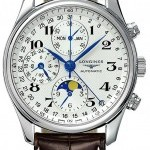 Longines L26734783  Master Complications Mens Watch