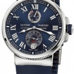 Ulysse Nardin 1183-126-343  Marine Chronometer Manufacture 43mm