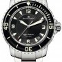 Blancpain 5015-1130-71  Fifty Fathoms Automatic Mens Watch