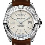 Breitling A71356LAg702-2cd  Galactic 32 Ladies Watch