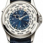 Patek Philippe 5130p-020  Complications World Time Mens Watch