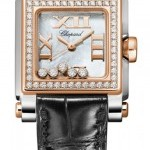 Chopard 278516-6003  Happy Sport Square Quartz Small Ladie