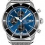 Breitling A1332024c817-ss  Superocean Heritage Chronograph M