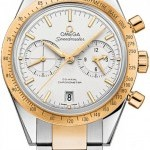 Omega 33120425102001  Speedmaster 57 Co-Axial Chronograp