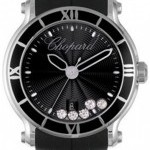 Chopard 288525-3005  Happy Sport Round Quartz 42mm Ladies