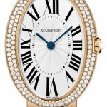 Cartier Wb520003  Baignoire Large Ladies Watch