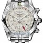 Breitling Ab041012g719-ss  Chronomat GMT Mens Watch