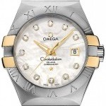 Omega 12320312055004  Constellation Co-Axial Automatic 3