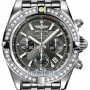 Breitling Ab011053m524-ss  Chronomat 44 Mens Watch