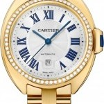 Cartier WJCL0004  Cle De  Automatic 31mm Ladies Watch
