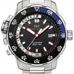 IWC Iw354701  Aquatimer Deep Two Mens Watch