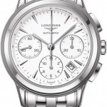 Longines L48034126  Flagship Automatic Chronograph Mens Wat