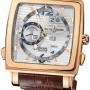 Ulysse Nardin 326-9091  Quadrato Dual Time Perpetual Mens Watch