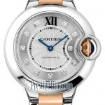 Cartier We902044  Ballon Bleu - 33mm Ladies Watch