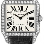 Cartier Wh100251  Santos Dumont Ladies Watch