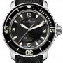 Blancpain 5015-1130-52b  Fifty Fathoms Automatic Mens Watch