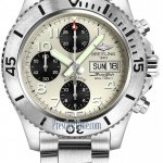 Breitling A13341c3g782-ss  Superocean Chronograph Steelfish