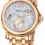 Ulysse Nardin 246-22-8392  GMT Big Date 37mm Ladies Watch