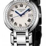 Longines L81120716  PrimaLuna Quartz 30mm Ladies Watch