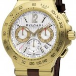 Bulgari Dp42c6gldch  Diagono Professional Automatic 42mm M