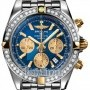 Breitling IB011053c790-ss  Chronomat 44 Mens Watch